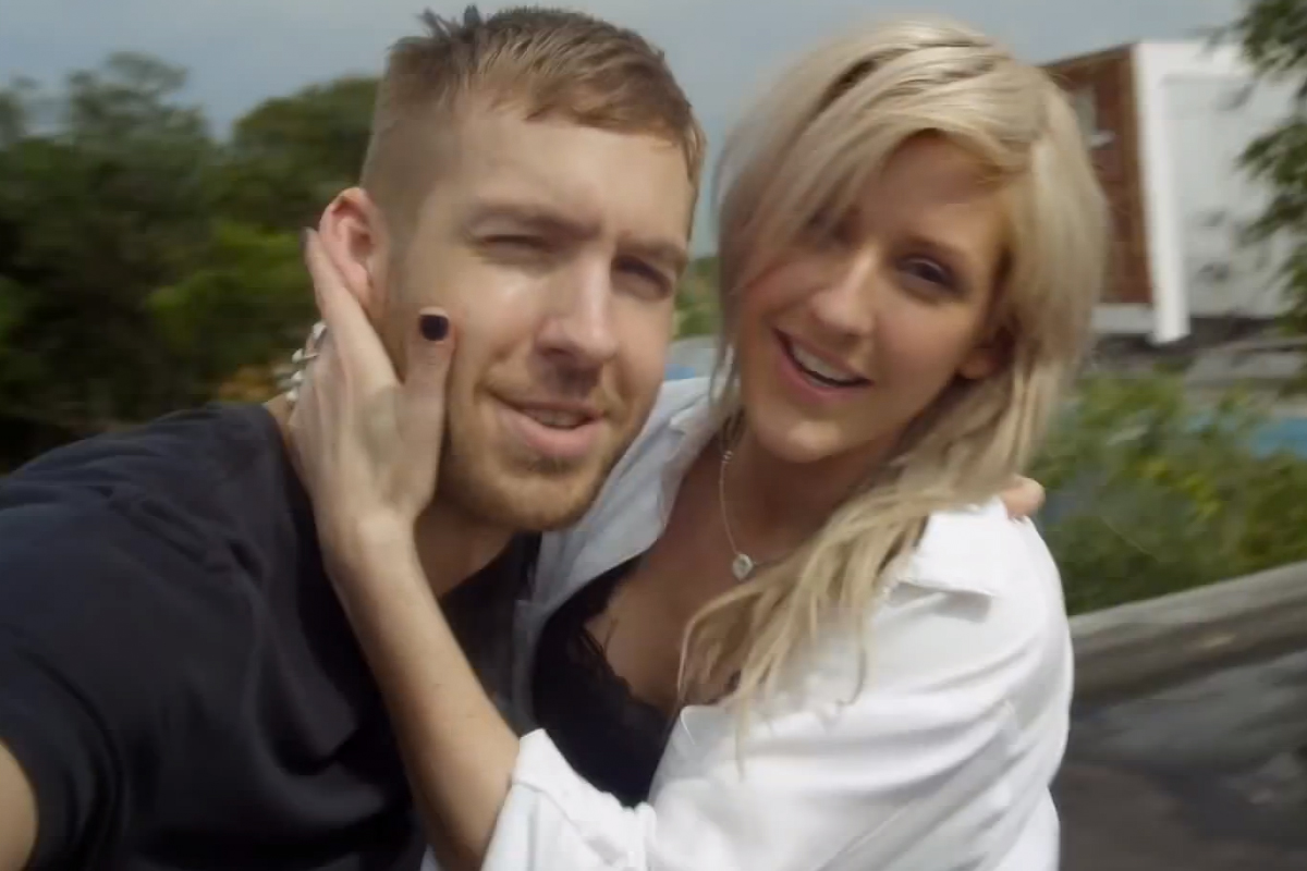 Ellie Goulding And Calvin Harris Are They Dating ellie goulding dating ...