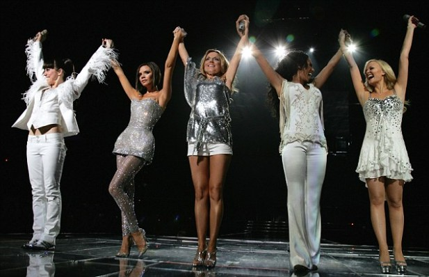 (FILE PHOTO) Opening Night: Spice Girls World Tour 2007 - Exclusive Performance