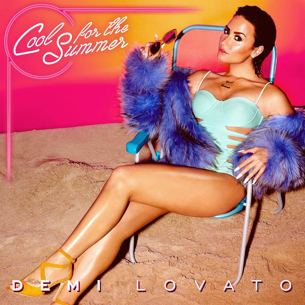 Pleasant Power - Página 2 Demi-cool-for-the-summer-cover