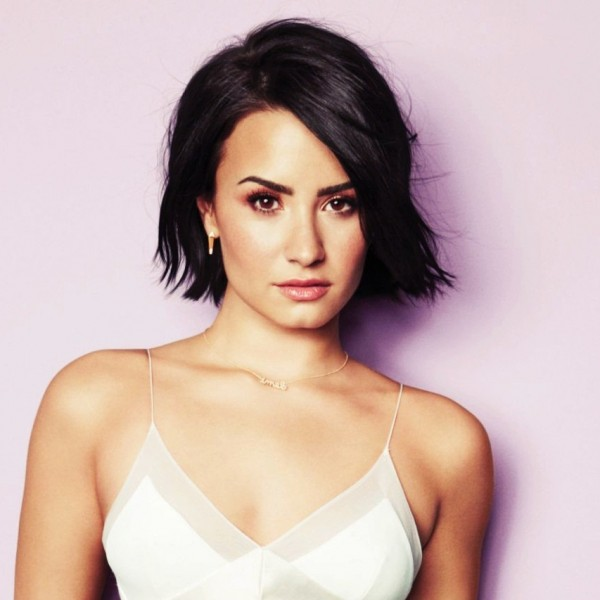 Demi Lovato Cosmopolitan Magazine Photoshoot Images Survive
