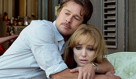 No longa, eles são o casal em crise Vanessa e Roland.