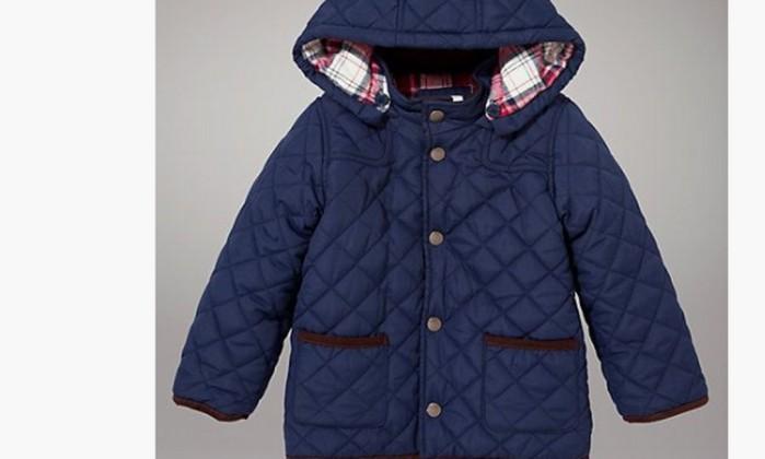 O casaco, no Pinterest