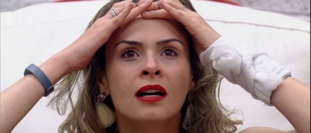 Ana Paula havia eliminado quatro participantes no famoso paredão.