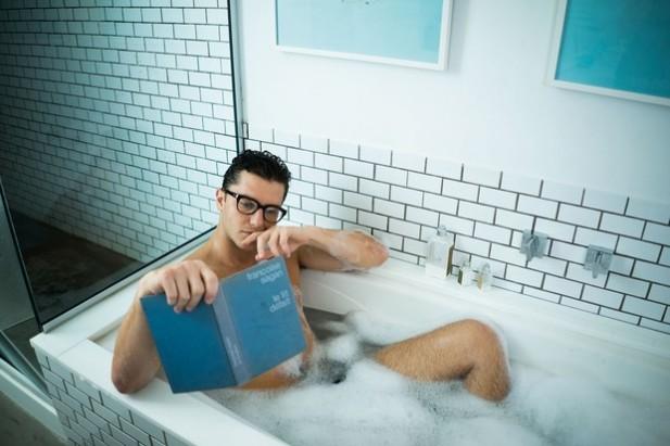 Vontade de gozar de amor nessa banheira UAAARW!!