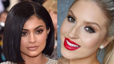 Youtuber insinua que Kylie Jenner plagiou sua paleta de sombras e causa confusão na internet