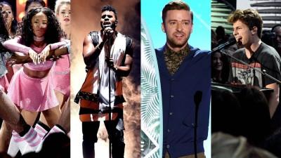 RESUMÃO: As performances e os vencedores do Teen Choice Awards 2016