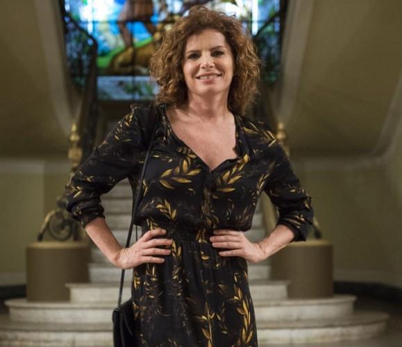 Débora Bloch é Elisa (Foto: TV Globo).