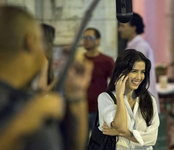 Marjorie Estiano vive a bailarina Beatriz. (Foto: TV Globo).